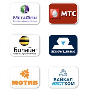 Операторы сотовой связи Энергетика